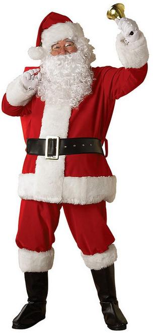 Luxe Costume Pere Noel