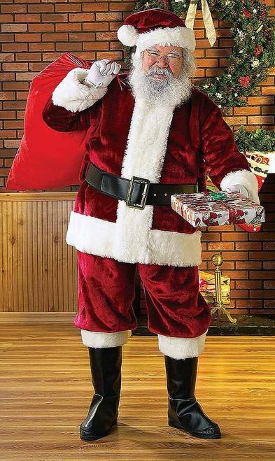 Costume Majestueux de Père Noel