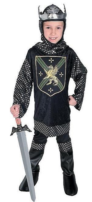 Roi De Guerrier Costume Enfant Medieval
