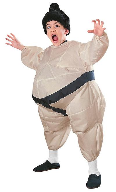 Costume de Sumo Gonflable Pour Enfants