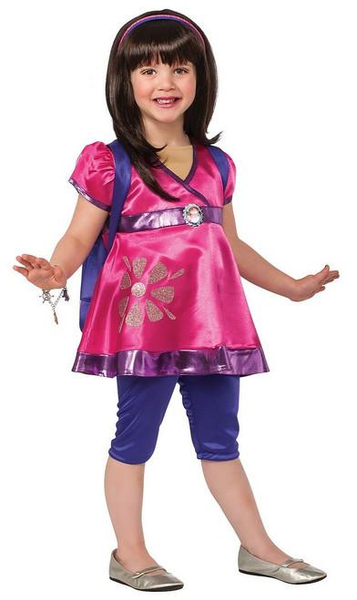 Costume de l'aventurière Dora