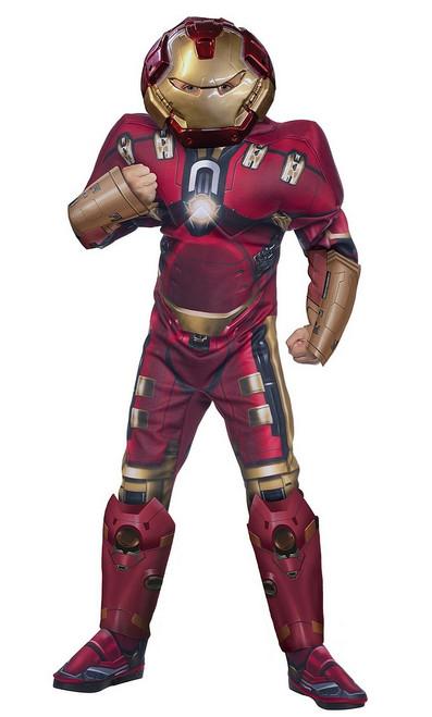 Costume de Luxe de Iron Man Hulkbuster des Avengers 2 pour Enfant
