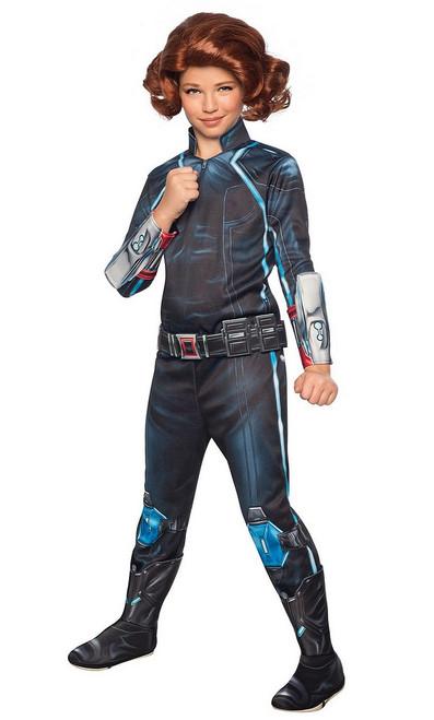 Costume de Luxe de Black Widow des Avengers 2 pour Enfant