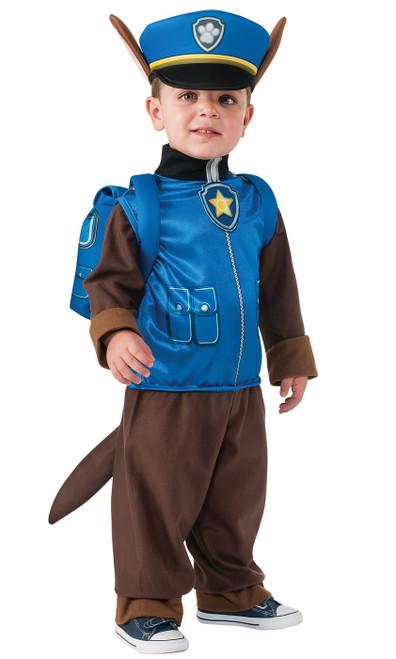 Costume de Chase de la Patte Patrouille (Paw Patrol)