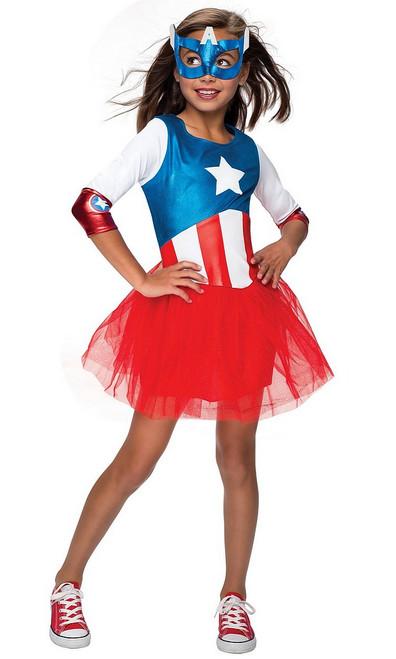 Costume du rêve américain pour Fille