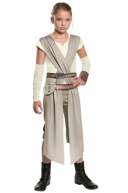 Star Wars Rey Costume Enfant sous license officielle