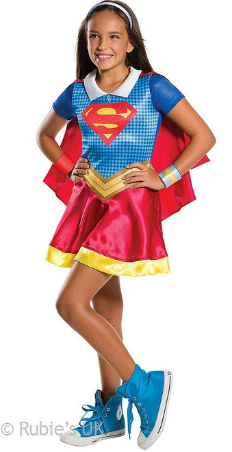 Costume Supergirl pour Enfant