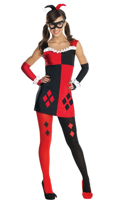 Costume de Harley Quinn pour Pré-Ados