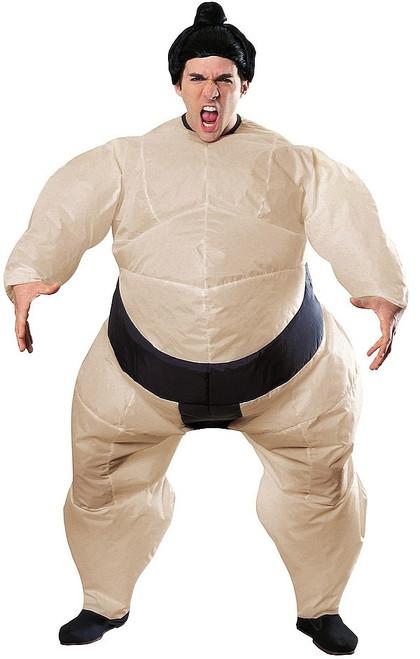 Costume Gonflable de Sumo