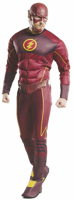 The Flash Déguisement Deluxe Adult