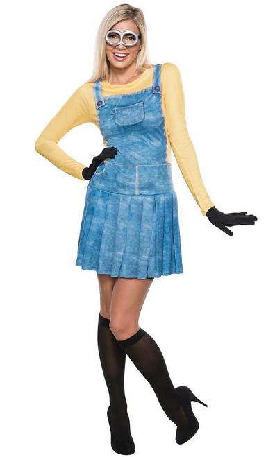 Costume de Minion pour Femme