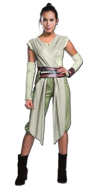 Costume Star Wars Rey Deluxe Adulte
