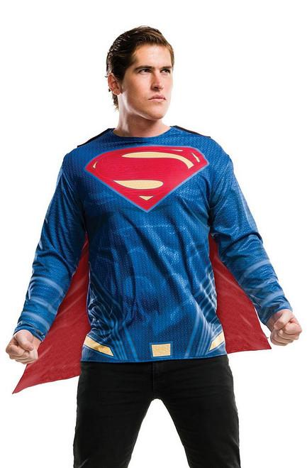 Superman Chemise et Cape amovible
