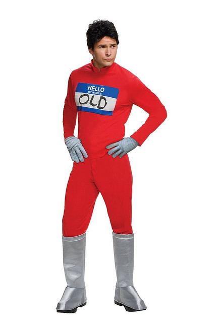 Costume Derek Zoolander Adulte