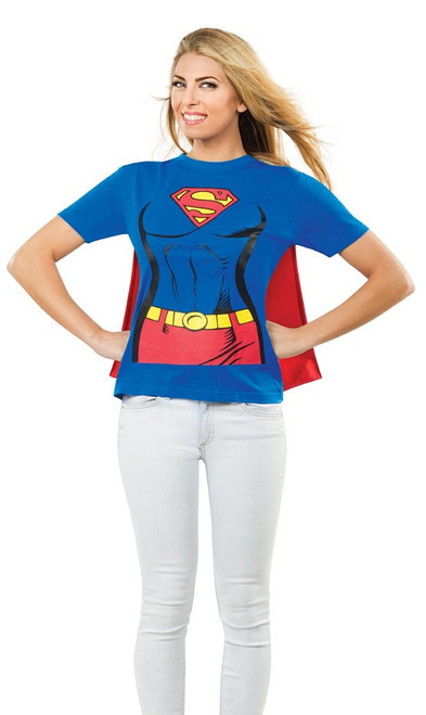 T-shirt de Supergirl