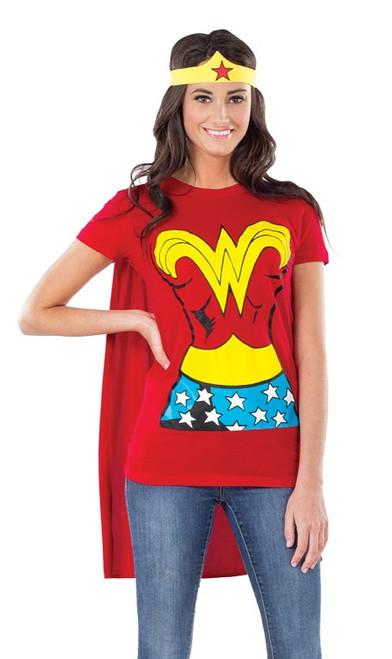 T-Shirt de Wonder Woman Pour Femmes