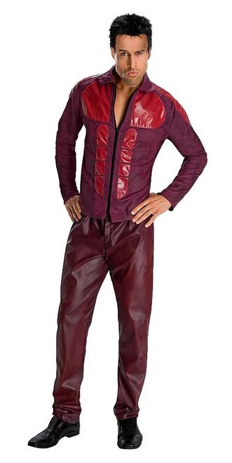 Costume Rouge de Derek de Zoolander
