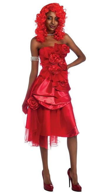 Robe Rouge de Rihanna