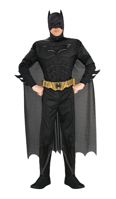 Batman L'Ascension du Chevalier Noir Costume Musclé pour Adultes