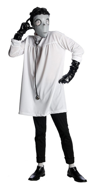 Costume Victor Frankenstein de Frankenweenie