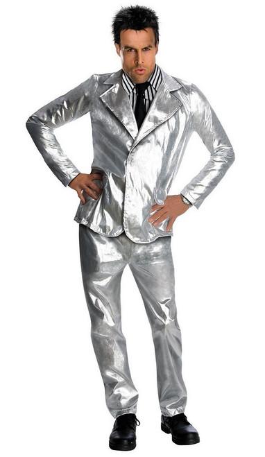 Costume argenté de Derek de Zoolander