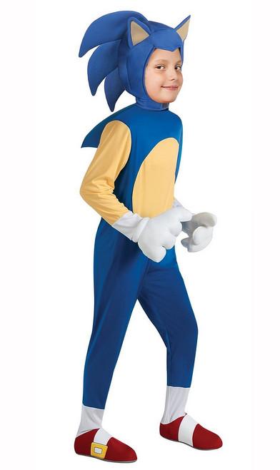 Costume de Sonic Deluxe