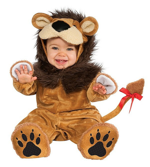 Costume de Petit Lion
