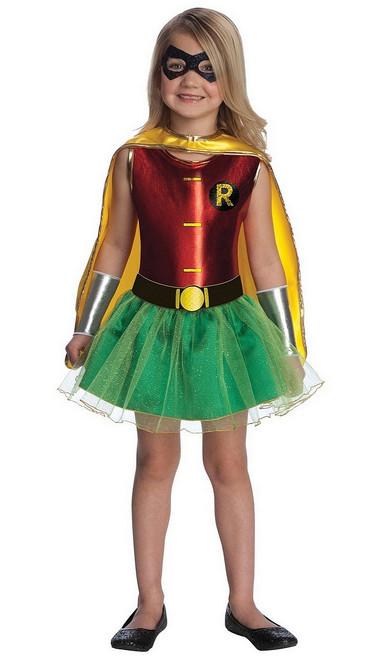 Costume de Robin Pour Filles
