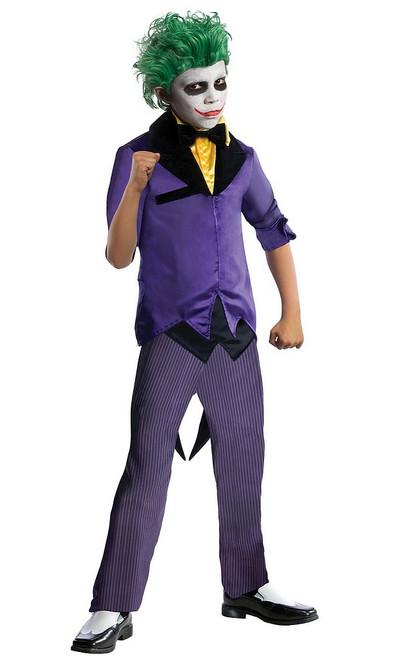 Batman Gotham Déguisement Le Joker Enfant