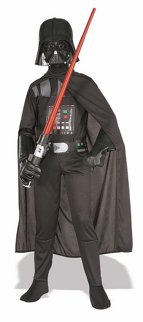 Costume Darth Vader Superieur Enfant