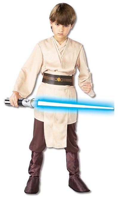 Costume Deluxe Chevalier Jedi pour Enfant
