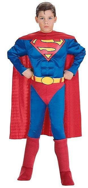 Classique Superman Musclé de Luxe