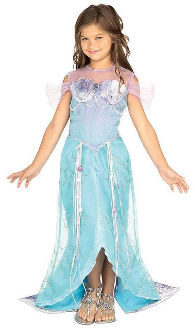 Costume de sirène pour filles