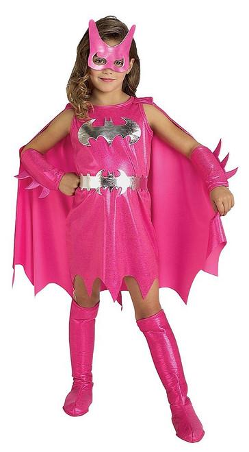 Costume Rose pour Enfants de Batgirl