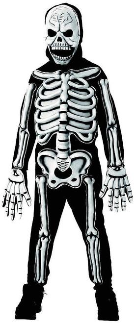 Squelette Brille-Dans-Le-Noir