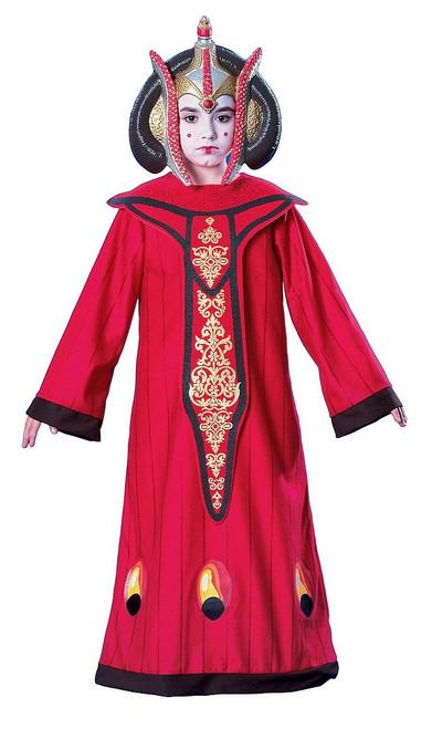 Costume de Reine Amidala pour Enfant