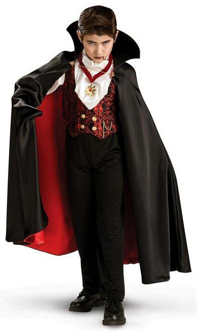 Costume du Vampire Transylvanien pour Garçons