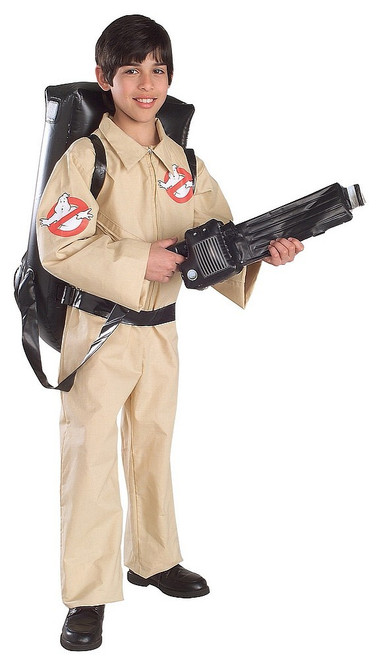 Costume Ghostbuster
