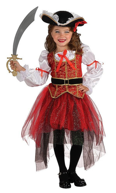 Costume Pirate de la Princesse des Mers