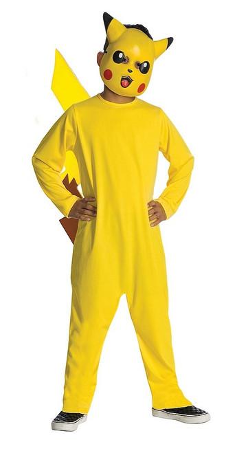 Costume pour Enfants de Pikachu des Pokémon