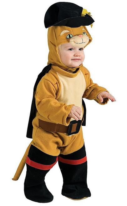 Costume du Chat Botté de Shrek pour Tout Petit
