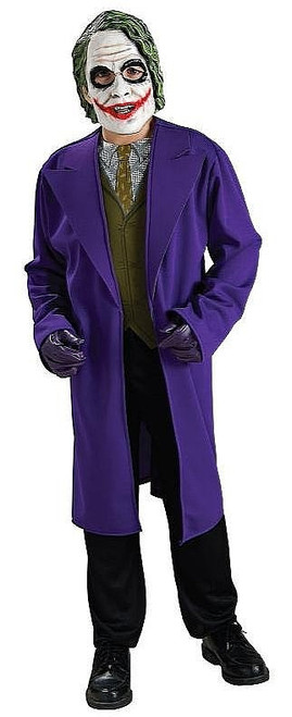 Costume Le Joker Batman Tween