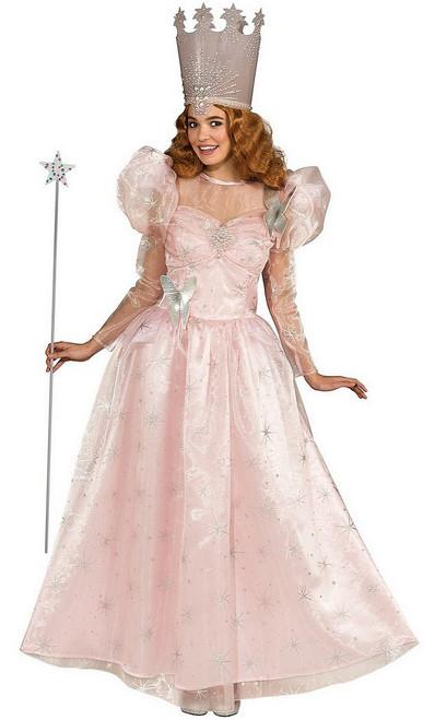 Glinda Costume du Magicien d'Oz