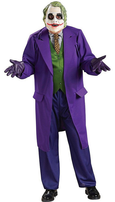 Costume Le Joker Deluxe Adulte
