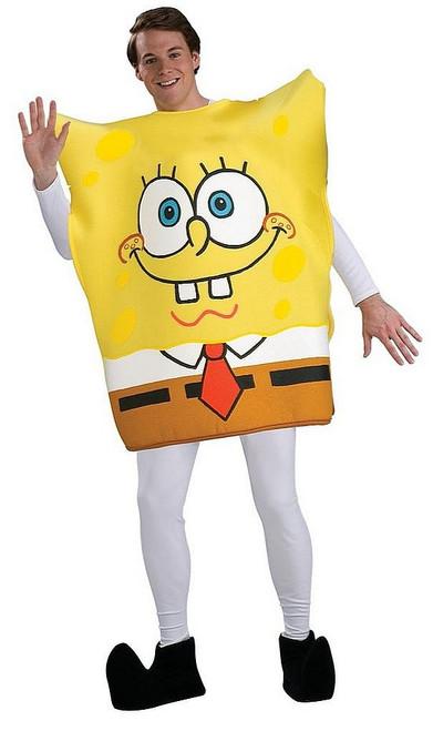 Costume Spongebob Adulte