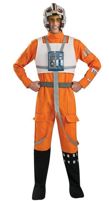 Costume du Pilote X-aile pour Adulte