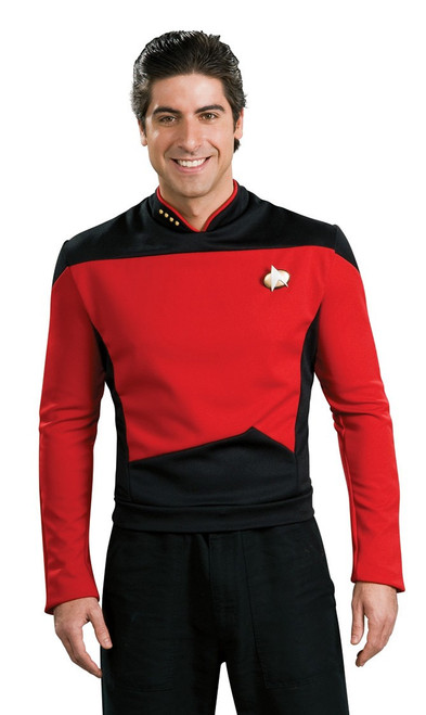 Costume du Commandant Star trek