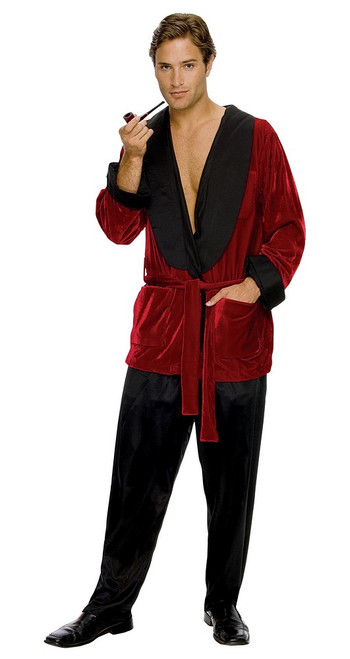 Costume de Hugh Hefner, Playboy