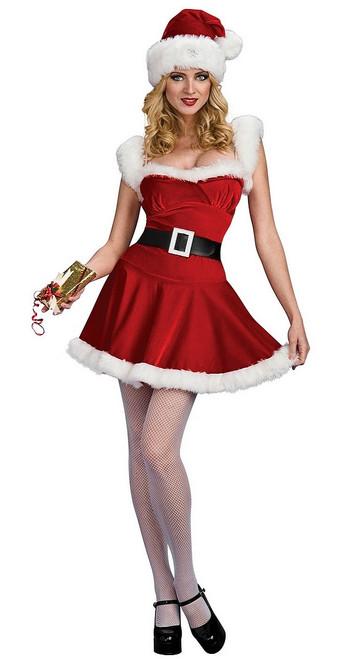 Costume de jingle Sexy