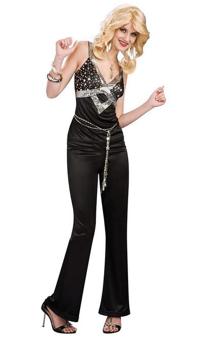 Le Costume de la Star de Disco des Années 70